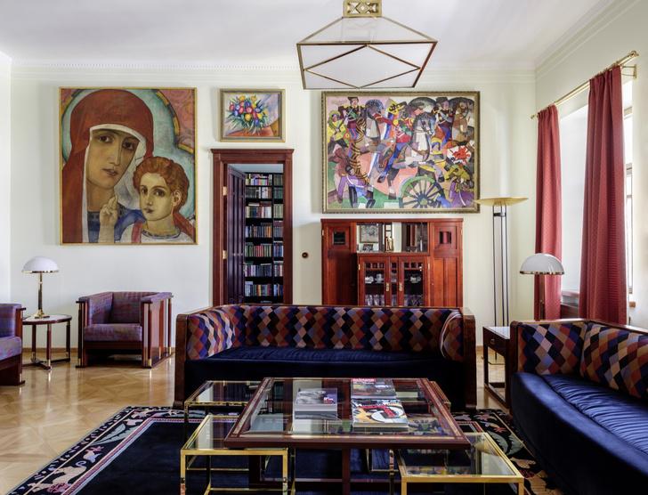 Фото №7 - Самые красивые комнаты за 20 лет: гостиные