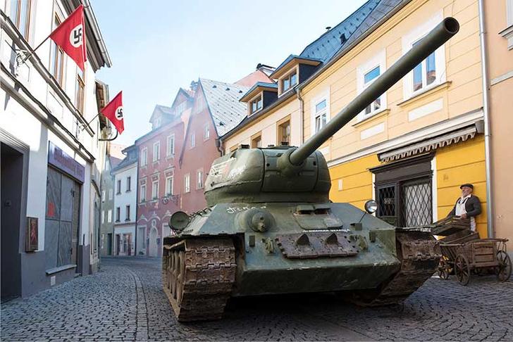 Фото №3 - «Т-34»: интересные факты о кино