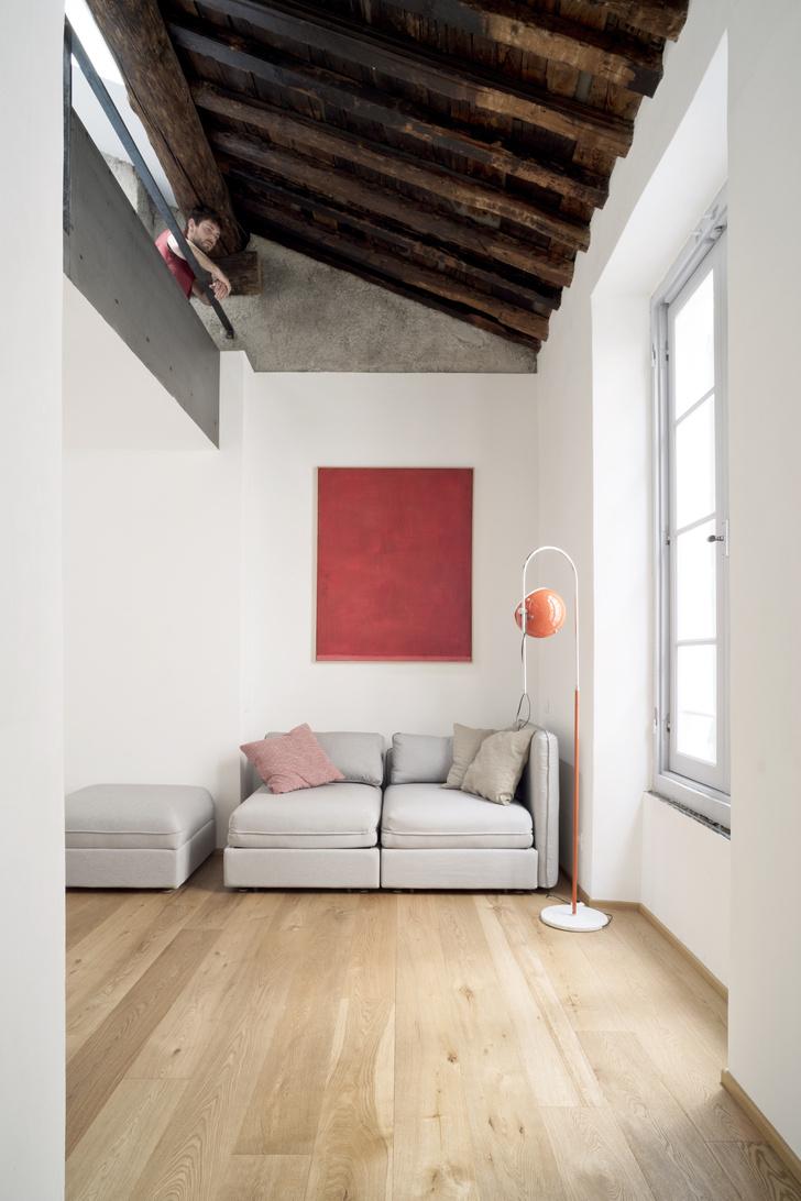 Фото №4 - Квартира с террасой в историческом центре Генуи