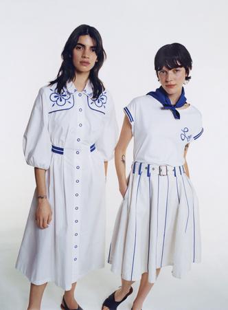 Фото №3 - Круизный шик: 15 самых модных вещей из коллекции United Colors of Benetton