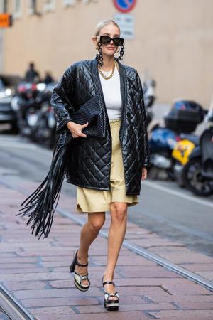 Фото №19 - Полный гид по самой модной верхней одежде для весны и лета 2021