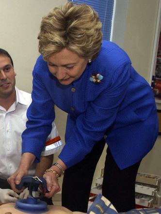 Фото №9 - Время Первых леди: какие часы носят жены президентов США