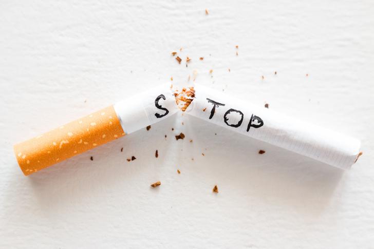 Пассивное курение вредит почкам