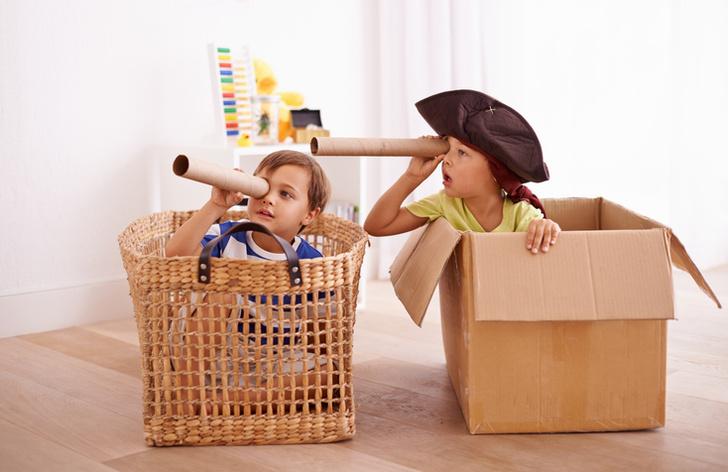Фото №1 - Как дети учатся играть?