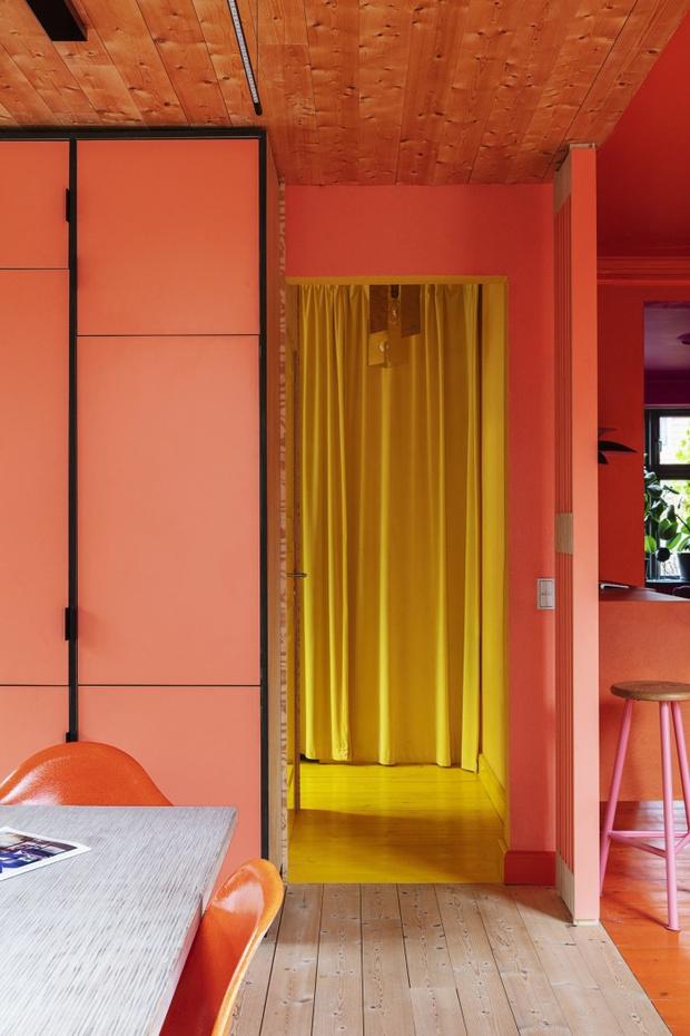 Фото №6 - Яркий дом в Копенгагене