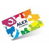Годовой абонемент в «Алекс фитнес»