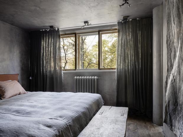 Фото №4 - Квартира в доме Наркомфина: проект Натальи Белоноговой