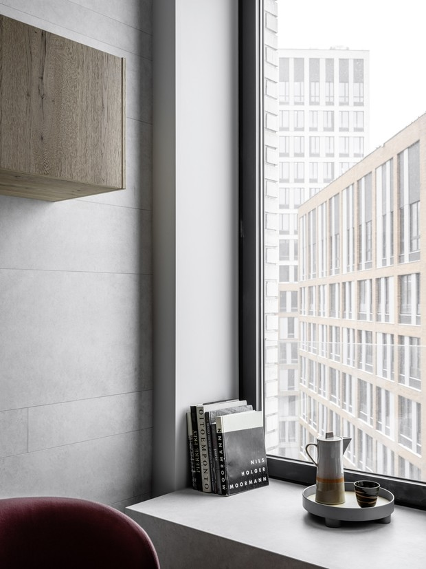 Фото №5 - Светлая минималистская квартира в Москве
