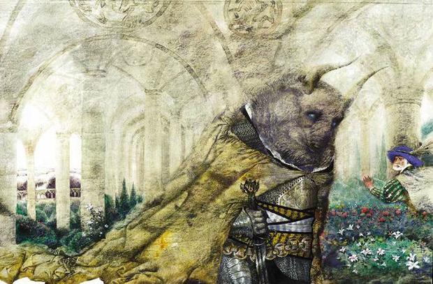 Фото №1 - Неоригинальная классика: 6 русских сказок по заимствованным сюжетам