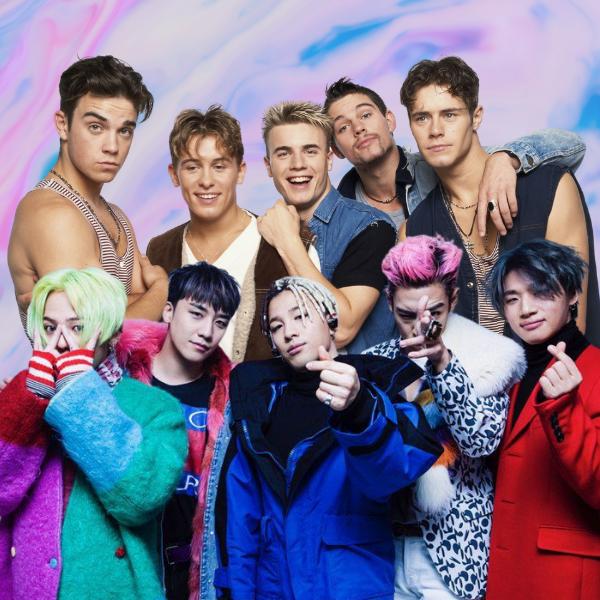 Фото №1 - Олдскульные бойзбенды, которые зайдут фанатам k-pop