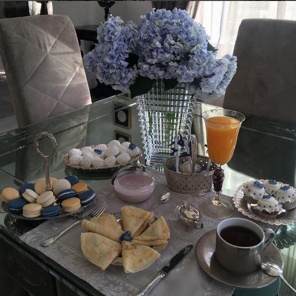 Фото №3 - 10 королевских завтраков Яны Рудковской