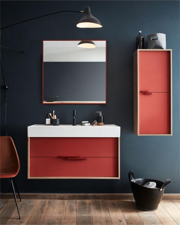 Фото №1 - «Парижская»коллекция для ванной Vivienne от Jacob Delafon