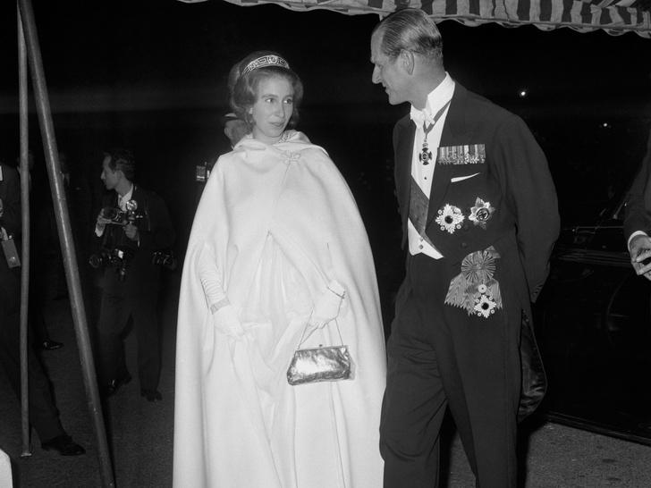 Фото №6 - Папина дочка: самые трогательные совместные фото принцессы Анны и принца Филиппа