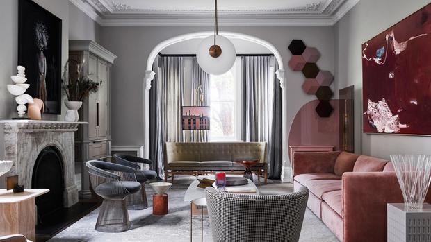 Фото №5 - Тренды 2021: диван + разноцветные кресла
