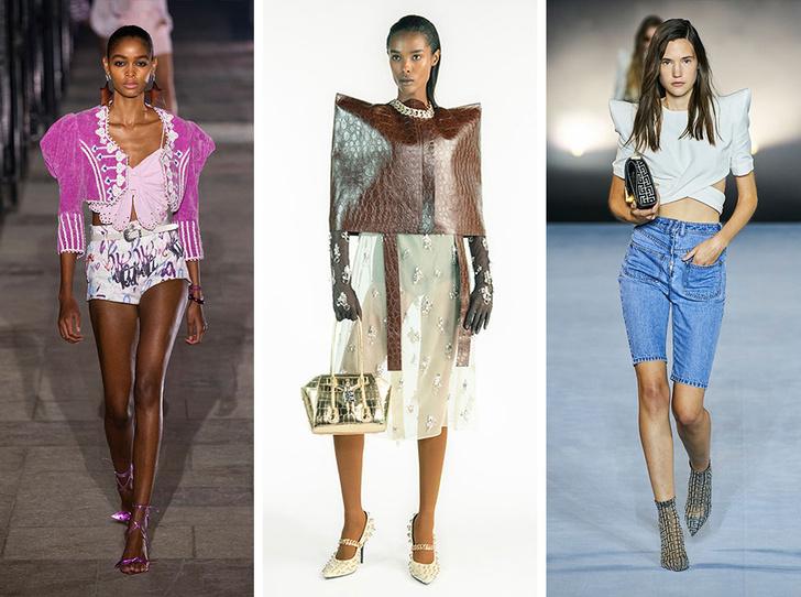 Фото №2 - Тренды весны и лета 2021 с Недели моды в Париже