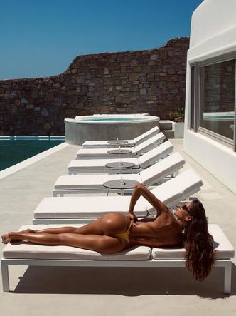 Бразильская супермодель Изабель Гулар. Ангел Victoria's Secret. Мотивация, стройная фигура, тренировки, идеальная фигура, модели, роскошная фигура, женственность, красота, спортивные фигуры, ангелы Виктория Сикрет, супермодели
