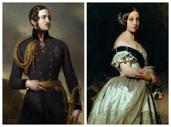 Фото №1 - Самая страстная любовная переписка монархов: ссоры и примирения королевы Виктории и ее мужа принца Альберта