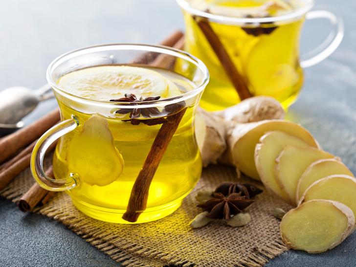 Фото №1 - Польза витаминных чаев (с рецептами)