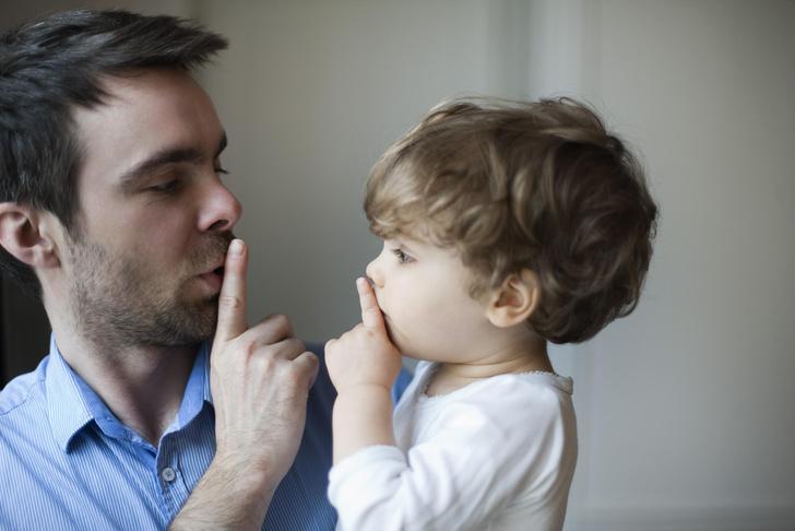 Фото №1 - 11 вещей, которые делают все родители, но никогда в этом не признаются