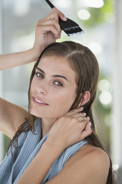 как покрасить волосы самой – секрет в соблюдении простых правил