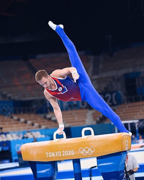 Фото №7 - Никита Нагорный, Артур Далалоян и другие красавчики-гимнасты, которые представляют нашу страну на Олимпиаде