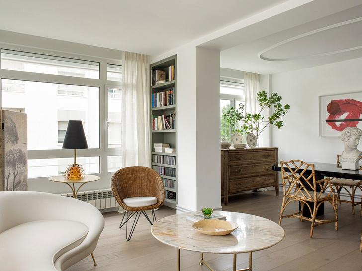 Фото №3 - Светлая квартира для семьи с детьми под Мадридом