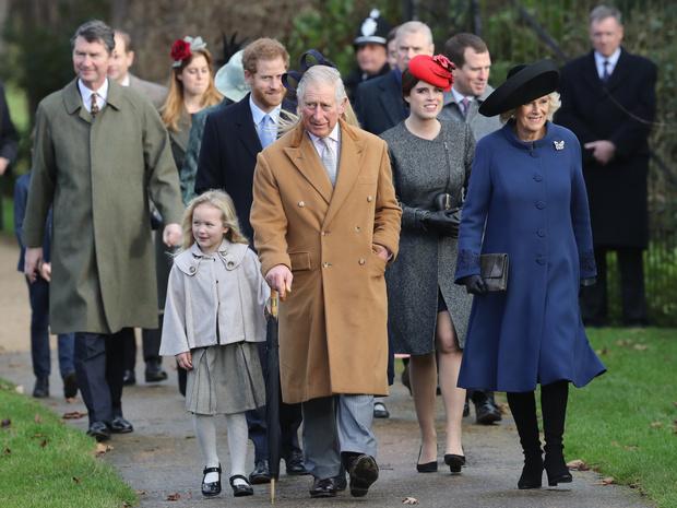 Фото №1 - Кто самый скучный член королевской семьи (по версии американцев)