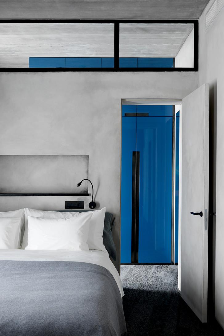 Фото №10 - Идеи для спальни, подсмотренные в лучших отелях мира