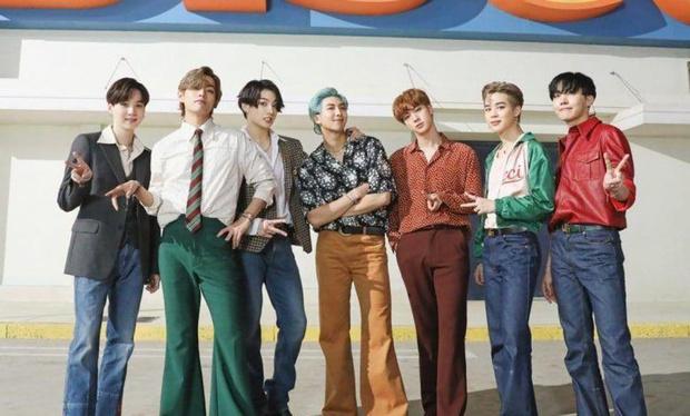 Фото №1 - BTS установили новый рекорд