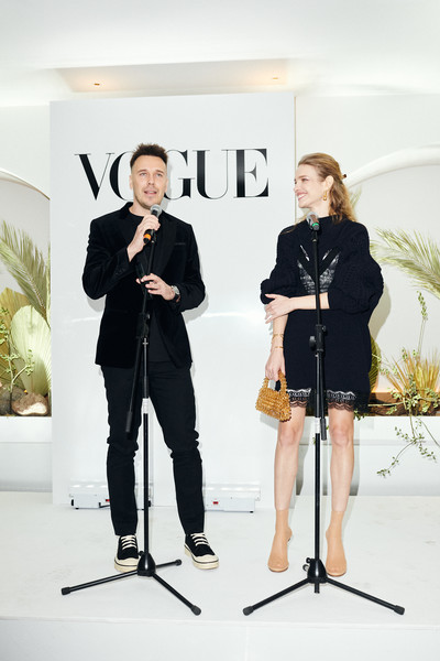 Фото №2 - Водянова, Бондарчук и Летучая посетили вечеринку в честь запуска Vogue Travel