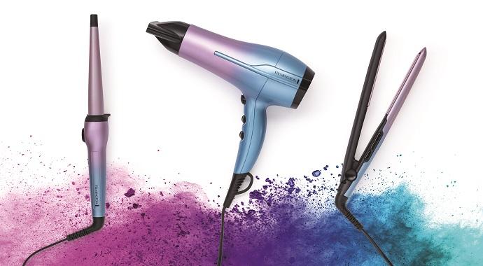 Mineral Glow: новые приборы для укладки от Remington
