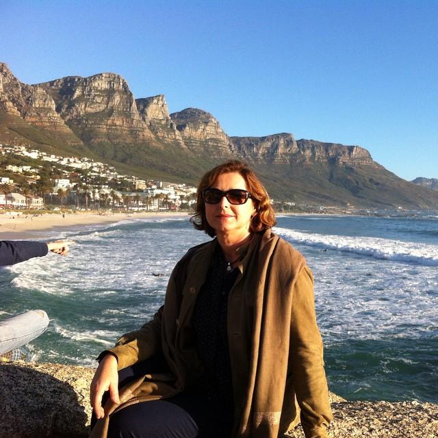 Фото №1 - Летний дом трендсеттера Элизабет Лериш в ЮАР
