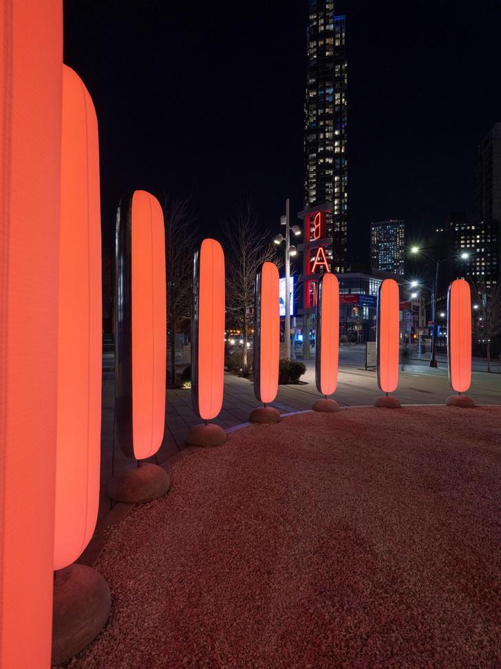 Фото №5 - Breathing Pavilion: инсталляция Экене Иджеома в Бруклине