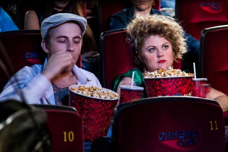 Фото №1 - Как попкорн стал главной едой кинотеатров
