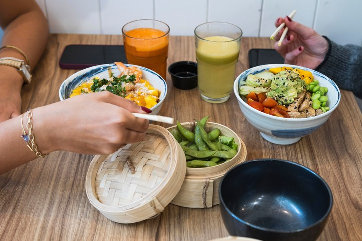 Фото №1 - Китайская диета — путешествие к гармонии