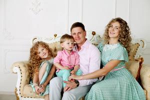 Фото №8 - Результаты конкурса «Мама, папа, я  - стильная семья!»