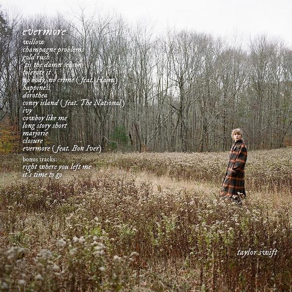 Фото №2 - Вещь дня: пальто как у Тейлор Свифт с обложки нового альбома «Evermore»