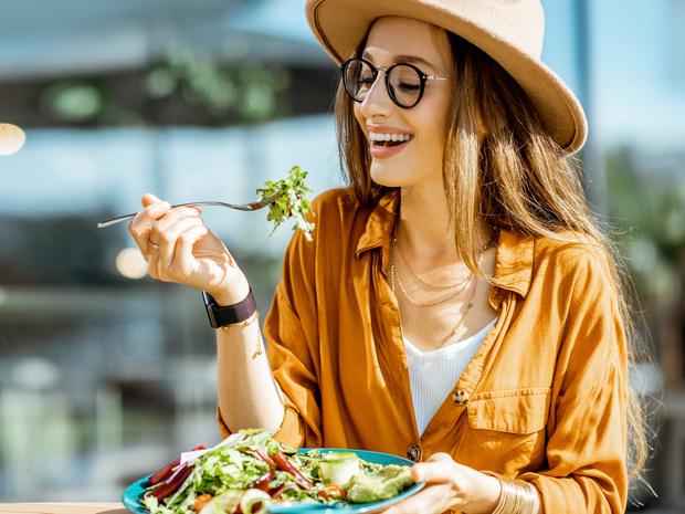 Фото №1 - Худеем весело: серотониновая диета