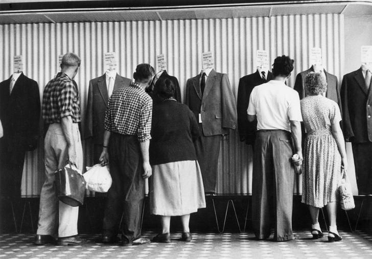 Фото №9 - Когда наши женщины стали носить брюки, кто превратил Брежнева в дэнди: тайное закулисье советской моды