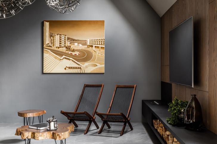Фото №2 - Квартира 100 м² с видом на горы в Красной Поляне