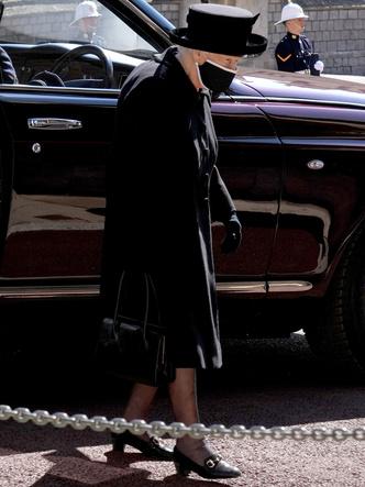 Фото №3 - Последний путь принца Филиппа: как королевская семья прощалась с любимым мужем, отцом и дедушкой