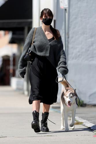 Фото №2 - Девушка Ди Каприо поправилась и из модели превратилась в «тетку»