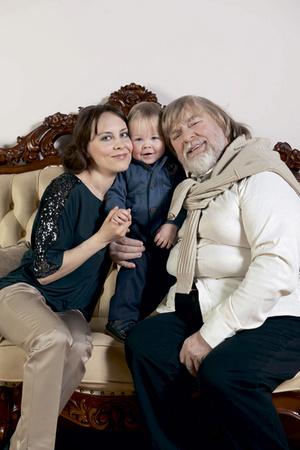 Фото №1 - Валентин Дикуль, Жанна и Валентин: В который раз начать сначала