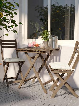 Столики для балкона и террасы (фото 8)
