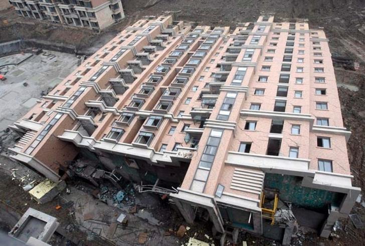 Фото №4 - «Мы строили, строили, а лучше бы не строили»: 9 масштабных фейлов по вине архитекторов и подрядчиков