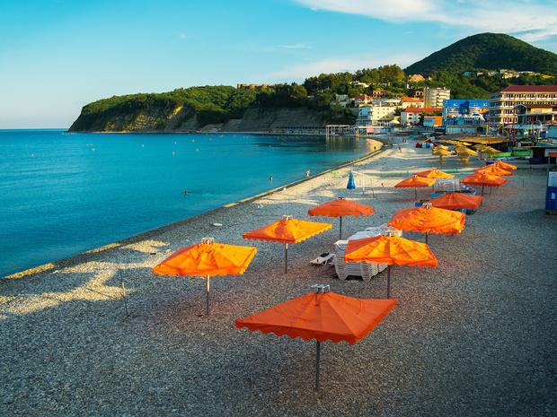 Фото №12 - Черное море от А до Я: полный гид по курортам Краснодарского края