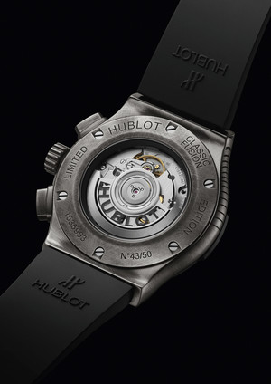 Фото №3 - Символ гармонии: Hublot и Шепард Фейри представили новые стильные часы