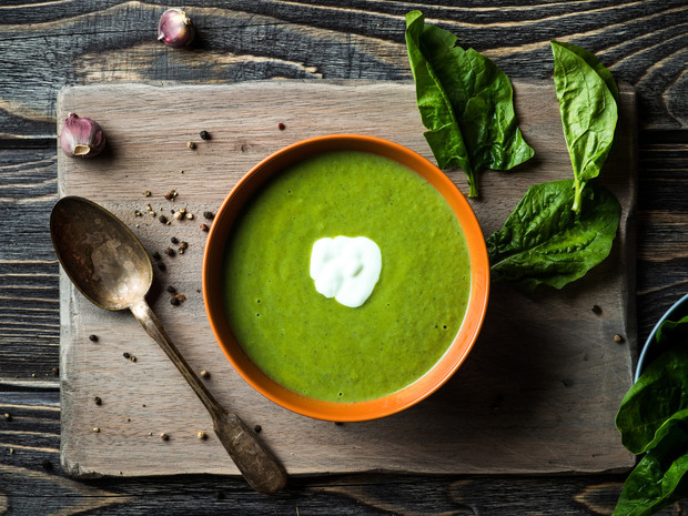 Фото №2 - Что приготовить из шпината: 4 беспроигрышных рецепта