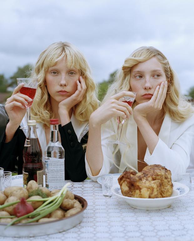 Фото №1 - «Мода и стиль в фотографии— 2021»: выставка фотографа Эмми Америки