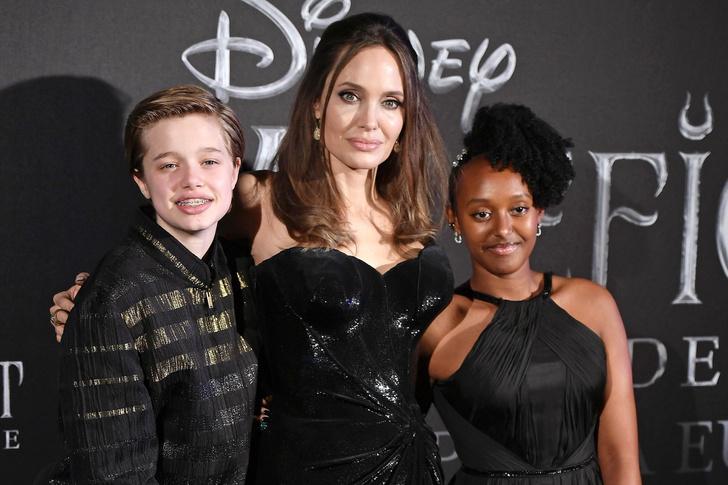 дочь Джоли и Питта, Анджелина Джоли, Брэд Питт, последние новости, фото 2021